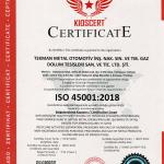 TEKMAN METAL 45001_2018